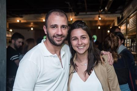 Rodrigo e Natalie Amar
