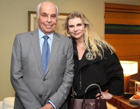 Sergio Pereira e Andreya Navarro 1
