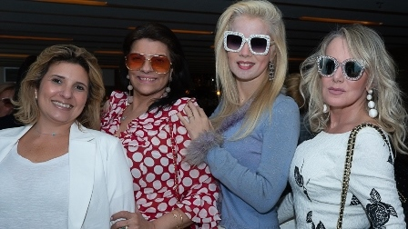 Tayana Ruiz, Rose May Addario, Giovanna Priolli, Silvia Ceccon