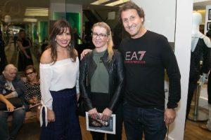 Valkiria Schotkis, Beatriz Serpa, Ricardo Cruz