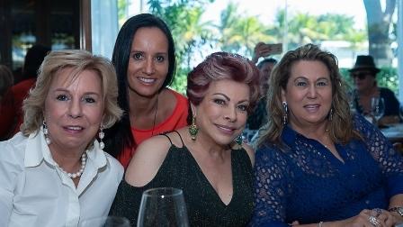 Viviane Cohen, Valeria Peixoto, Bia Tavares Veloso, Tete Macedo