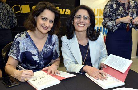 Viviane Ferreira e Andreia Gomes
