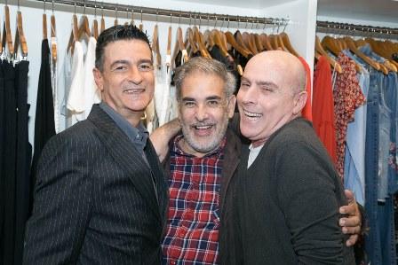 Xico Gonçalves, Luis Villarino, Oliver Laporta