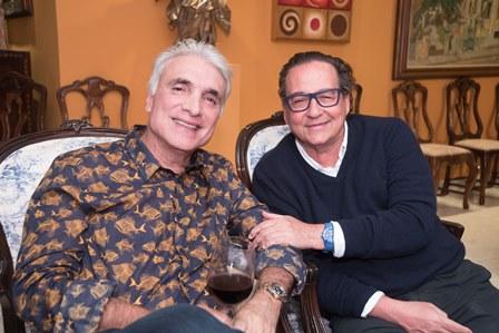 Edmar Fontoura e Nestor Rocha