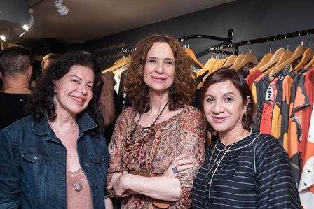 Ana Lucia Quintaes Jackie Sperandio e Sueli Bombieri