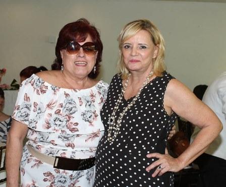 Regina Celia e Vera Ealesca