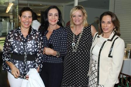 Alice Tamborindeguy, Liliana Rodrigues, Vera Walescan eIvonne Bezerra de Mello