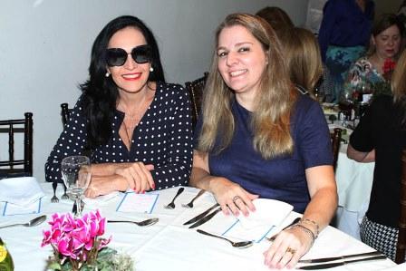 Liliana Rodrigues e Claudia Januzzi