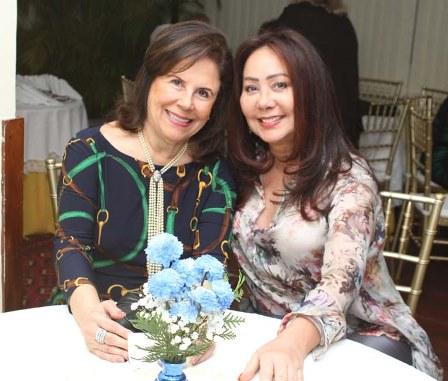 Dulce Gianini e Rosangela de Oliveira