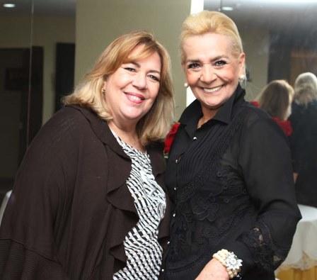 Emilia Froes e Vera Bangel