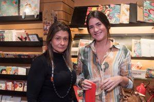 Michelle Sforzin e Juliana Quintela