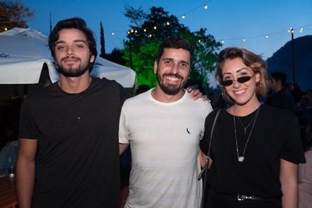 Rodrigo Simas Luiz Amaral e Bruna Abreu