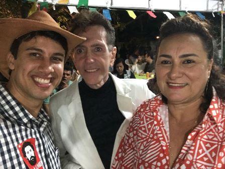 Tarcizio Branco, Pitombo e Marinalva Rios