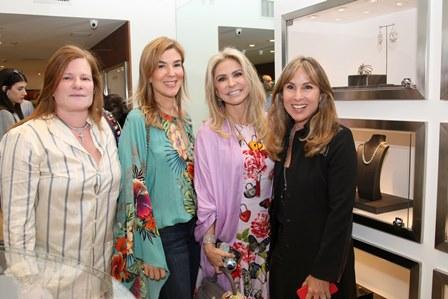 Maria Gaya, Bete Floris, Regina Giacomelli e Andrea Rudge