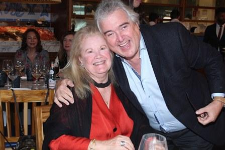 Celia Mendonça e David Zilberman