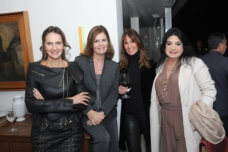 Cris Pinheiro Guimarães, Solange Afonseca, Maysa Borges, Heloisa Raso