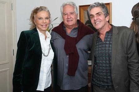 Cecilia Mendes de Almeida, Oscar Ferreira Fontes e Manoel Thomaz Carneiro