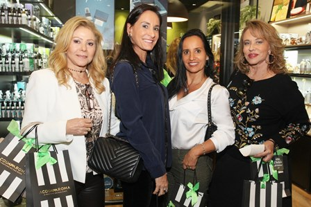 Catia Garrido,Regina e Valeria Peixoto,Regina Portugal