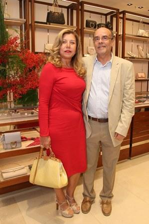 Raquel e Nelson Sena