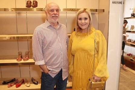 Ricardo e Moema Casares