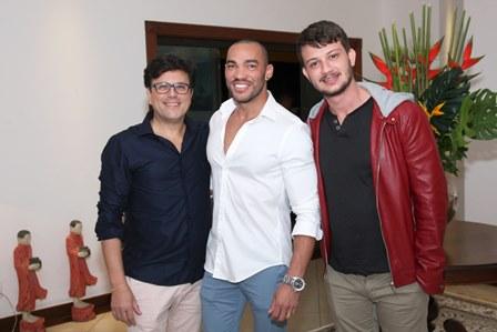 Amaury Guedes,Italo Luz,Gleisson Storvaq