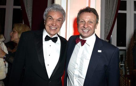 Volney Pitombo e Nazim Cerkes