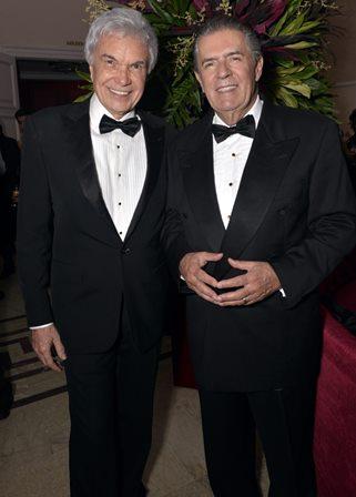 Volney Pitombo e Carlos Oscar Vebel
