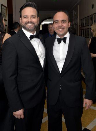 André Marnhão e Antônio Paulo Pitanguy Muller