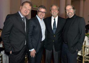 Dr Jair de Castro , Fabio Barbirato , Luiz Felipe - Dida Mader  e Dr Sergio Abramoff