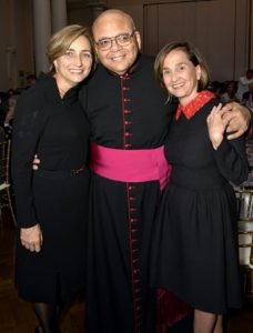 Mirian Gelli  , Padre Jorjão e  Bebel Niemeyer