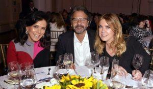 Bia Rique , Jorge Pontes e Lilibeth Monteiro de Carvalho