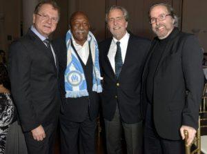 Jair de Castro , Paulo Cesar Caju , Luiz Felipe Mader - Dida e Sergio Abramoff