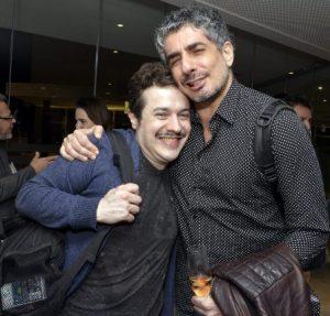 Elcio Nogueira Seixas e Michel Melamed