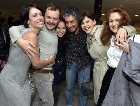 Bel Kutner , Matheus Nachtergaele , Letícia Colin , Michel Melamed , Bárbara Paz e Zezé Polessa