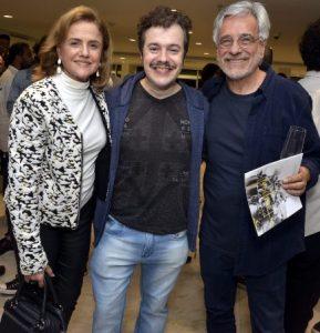 Marieta Severo , Elcio Nogueira Seixas e Aderbal Freire    - Teatro MOLIÈRE