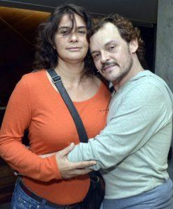 Julia de Moraes e Matheus Nachtergaele  - Teatro MOLIÈRE