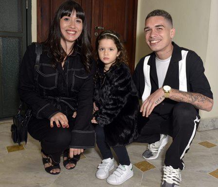 Nina Novello , Gigi e Sephan Peixoto