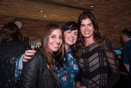 Daniela Mota Juliana Goncalves e Carol Gebrin