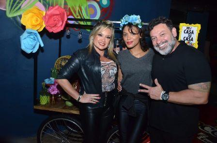 Dra Cris Pessoa, Lidi Lisboa e Beto Anízio