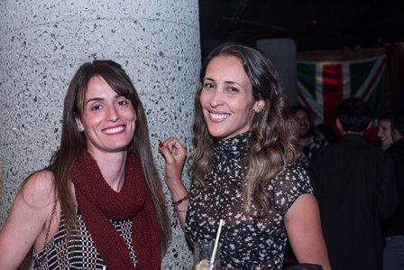 Erica Chiesse e Paula Lima
