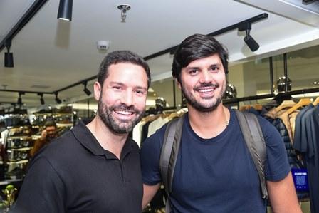 Fabio Seixas e Conrado Denton