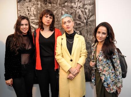 Jadhe Prottes, Paulina Metsavaht, Liliam Albuquerque, Mayte Piragibe