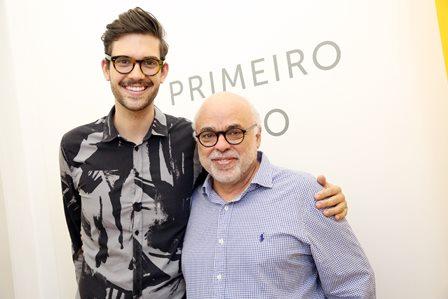 Luiz Zampar e Janjão Garcia
