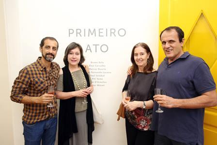 Marcos Duarte, Ana Lucia Cânfora, Ellen Arlindo , Wesley Quintella