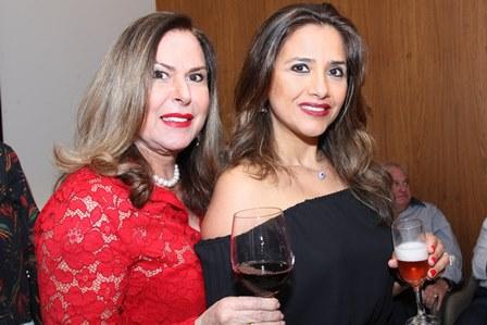 Dirce Mota e Ana Teresa Patrão