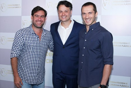 Thierry Figueira, Flavio Rezende e Paulo Rocha