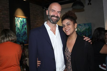 Alexandre Fonseca e Maria Gil