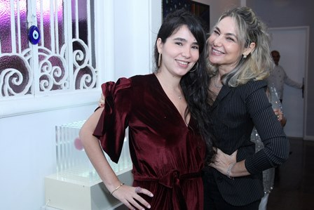 Antonia e Marcia Muller