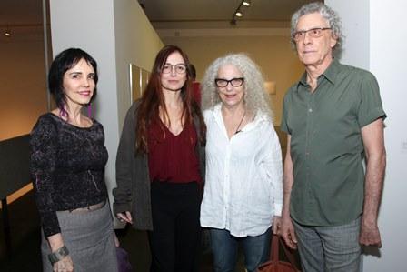 Naila Rachaid,Alexandra Voghi ,Simone Michellan e Claudison Rodrigo