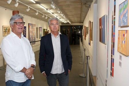 Walter Rezende e Jone Bergamin